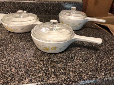 Collectors Corning Ware