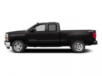 2014 Chevrolet Silverado 1500 Work Truck (Black)