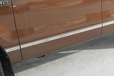 Find SAA MI49317 09-13 Ford F-150 Molding Insert Polished Truck Chrome Trim motorcycle in Westford, Massachusetts, US, for US $138.00