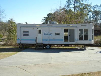 2007 Bay Ridge 38 Park Model RV Trailer