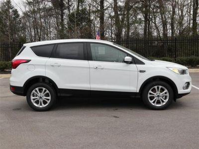 2019 Ford Escape SE FWD (White)