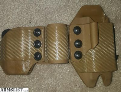 For Sale: Leatherman surge custom kydex holster