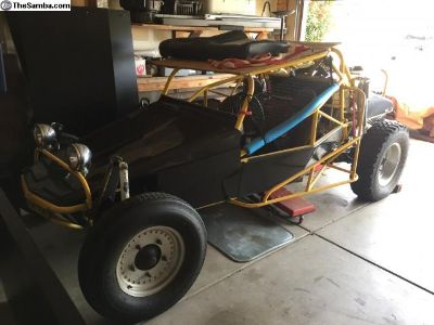 Dunebuggy with Subaru Injected 2.0L