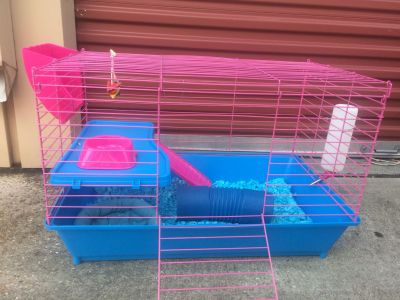 Guinea pig cage - 2 available