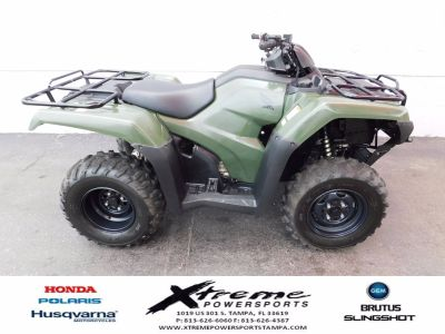 2016 Honda FourTrax Rancher 4x4 Power Steering Utility ATVs Tampa, FL