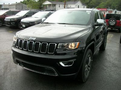 2018 Jeep Grand Cherokee Limited (Diamond Black)