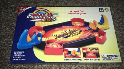 Rapid Fire Action Game