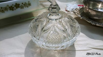 Cristal candy bowl