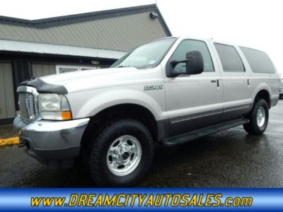 2002 Ford Excursion Sport Utility 4D