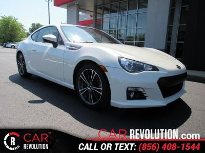 2013 Subaru BRZ Limited (WHITE)