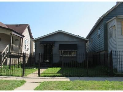 3 Bed 1 Bath Foreclosure Property in Chicago, IL 60620 - S Kerfoot Ave