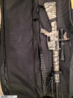 For Sale: Remington R-25 With Case and Magazines!