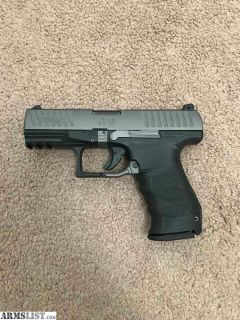 For Sale/Trade: Custom Walther ppq m1 reduced price
