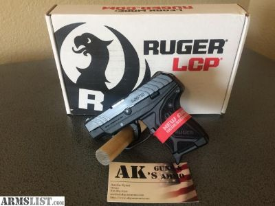 For Sale: [NEW] SALE! Ruger LCP II .380 6+1 UPC:736676037506