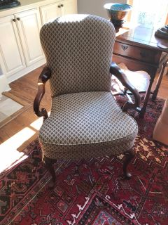 Chair- Queen Anne Style