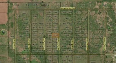 Land for Sale -                 .25 acres