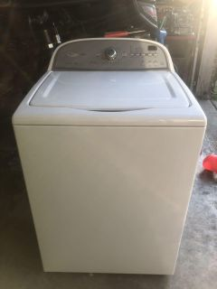 Whirlpool Carbrio Washer and Dryer Set