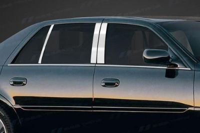 Sell SES Trims TI-P-113 00-05 Cadillac Deville Door Pillar Posts Window Covers Trim motorcycle in Bowie, Maryland, US, for US $63.70