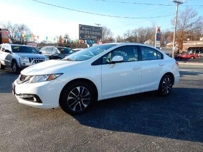 2013 Honda Civic EX-L (Urban Titanium Metallic)