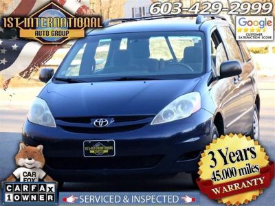 2006 Toyota Sienna CE 7 Passenger (Blue)