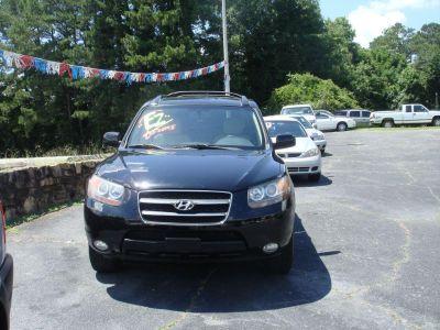 2007 Hyundai Santa Fe SE (BLK)