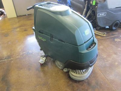 2011 Tennant Nobles SS-5 24 Automatic Floor Scrubber
