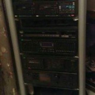 Sansui Stereo & Speakers Reduce