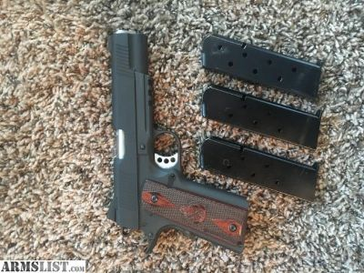 For Trade: Springfield 1911 Range Officer Operator
