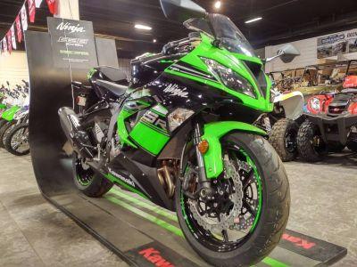 2016 Kawasaki Ninja ZX-6R KRT Edition SuperSport Motorcycles Salinas, CA