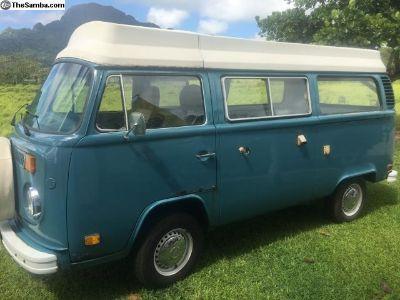 1976 VW Camper
