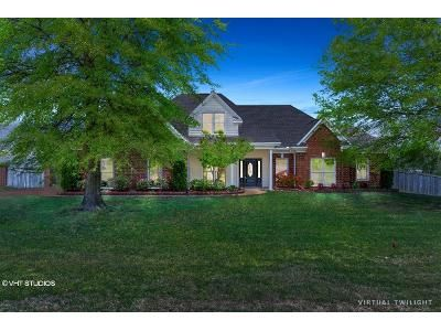 4 Bed 2.5 Bath Foreclosure Property in Olive Branch, MS 38654 - Bobo Pl