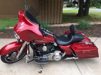 2013 Harley-Davidson STREET GLIDE S