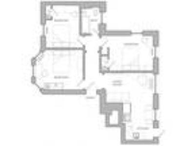 Hamilton Court - 3 BR D