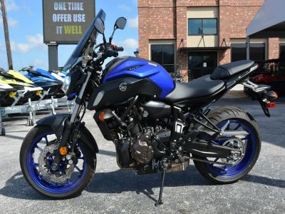 2018 Yamaha MT-07 Sport Motorcycles Clearwater, FL