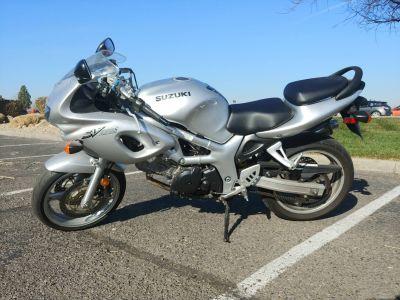 2002 Suzuki SV650S Sport Motorcycles Meridian, ID