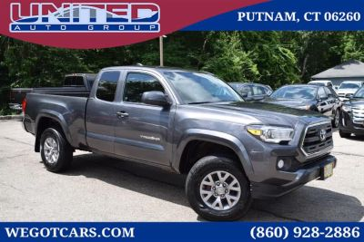 2016 Toyota Tacoma 4WD Access Cab I4 AT SR (Natl) (Magnetic Gray Metallic)