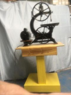 Classic Heston and Anderson Band Saw