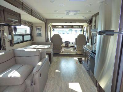 New 2018 Thor Motor Coach Hurricane 35M Motor Home Class A