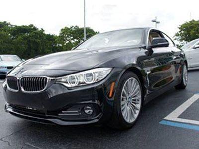 2014 BMW 4 Series 428i (Black Sapphire Metallic)
