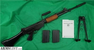 For Sale: FN FNH Belgium FAL LAR 308 Match