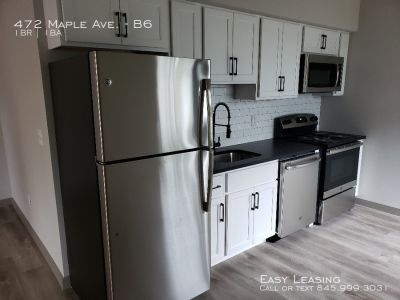 Brand New Deluxe 1 Bedroom Apartments in Poughkeepsie