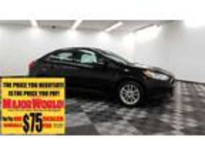 $11888.00 2016 Ford Focus with 29918 miles!