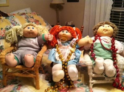 $90 Cabbage Patch Dolls