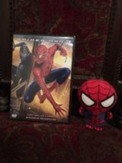 Spider-Man 3 DVD & Plush