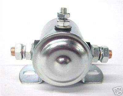 Sell Continuous duty golf cart marine industrial starter solenoid switch 12v 3 term motorcycle in Lexington, Oklahoma, United States, for US $26.95