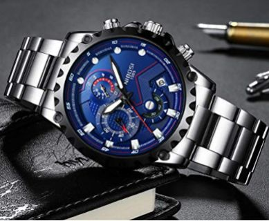Men's Watches Luxury Sports
