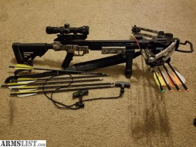 For Sale: Center point sniper 370
