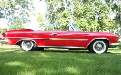 1961 Dodge Polara Convertible