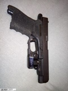 For Sale: Glock 34 gen4 accepts Glock 19 mags