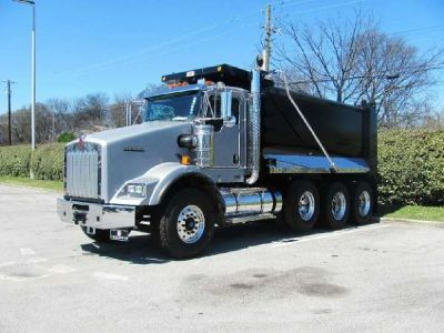 We arrange dump truck financing for all credit types